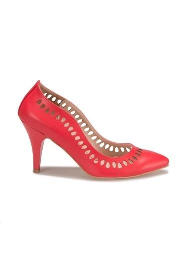 Miss F Ayakkabı Mercan